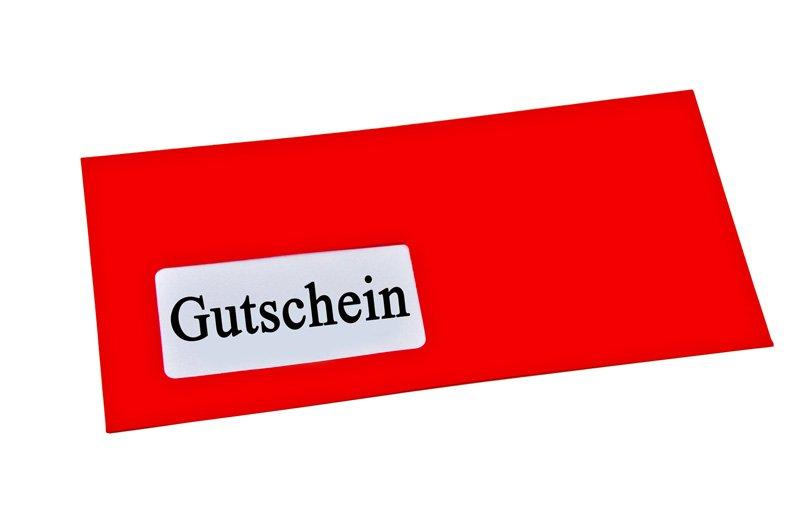 """Gutscheine – """"Das perfekte Geschenk"""""""