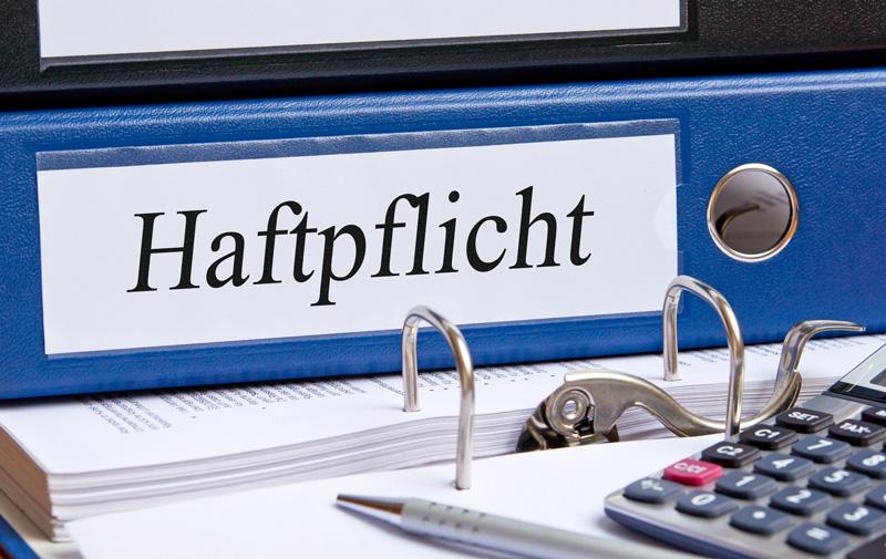 """Private Haftpflichtversicherung – """"Ein Muss"""""""
