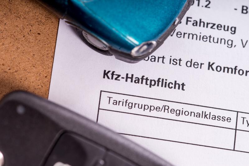 """Kfz – Haftpflichtversicherung – """"Ein Muss für Jeden"""""""