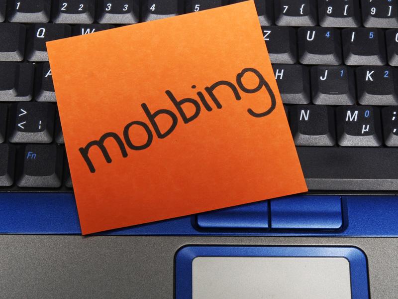 """Mobbing am Arbeitsplatz – """"So wehren Sie sich"""""""