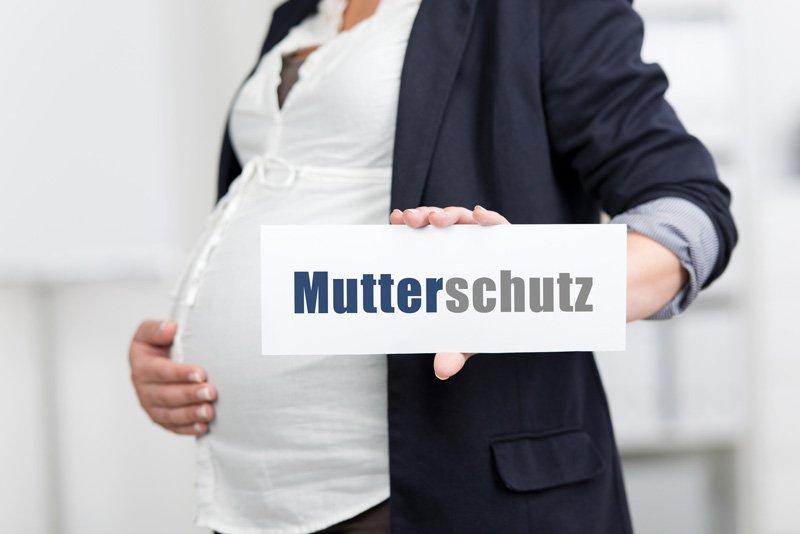"""Mutterschutz – """"Absicherung der Mütter"""""""