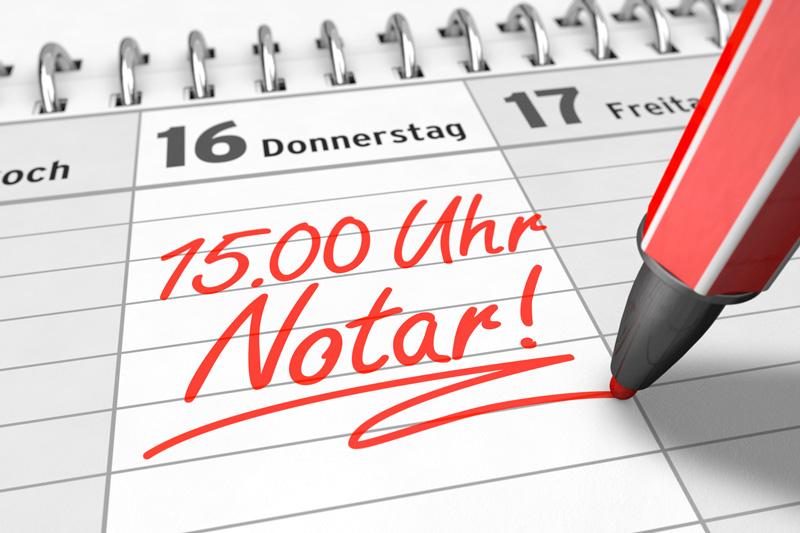 Notarielles Testament