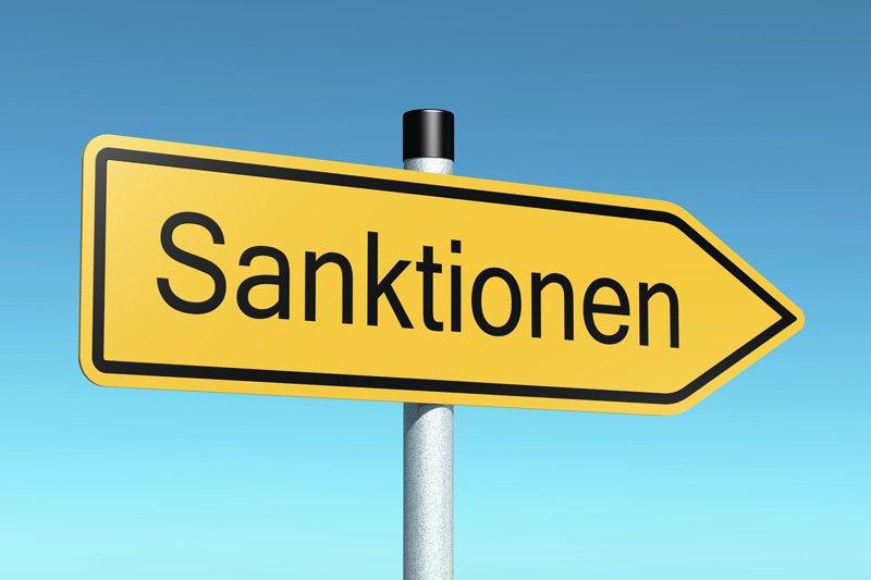 """Sanktionen – """"Damit müssen Sie rechnen"""""""