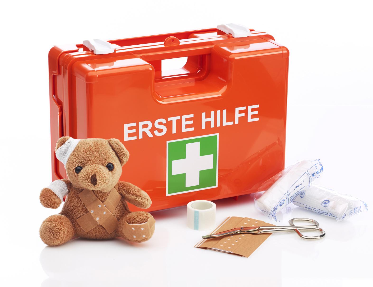 """Erste Hilfe – """"Jeder braucht sie mal"""""""
