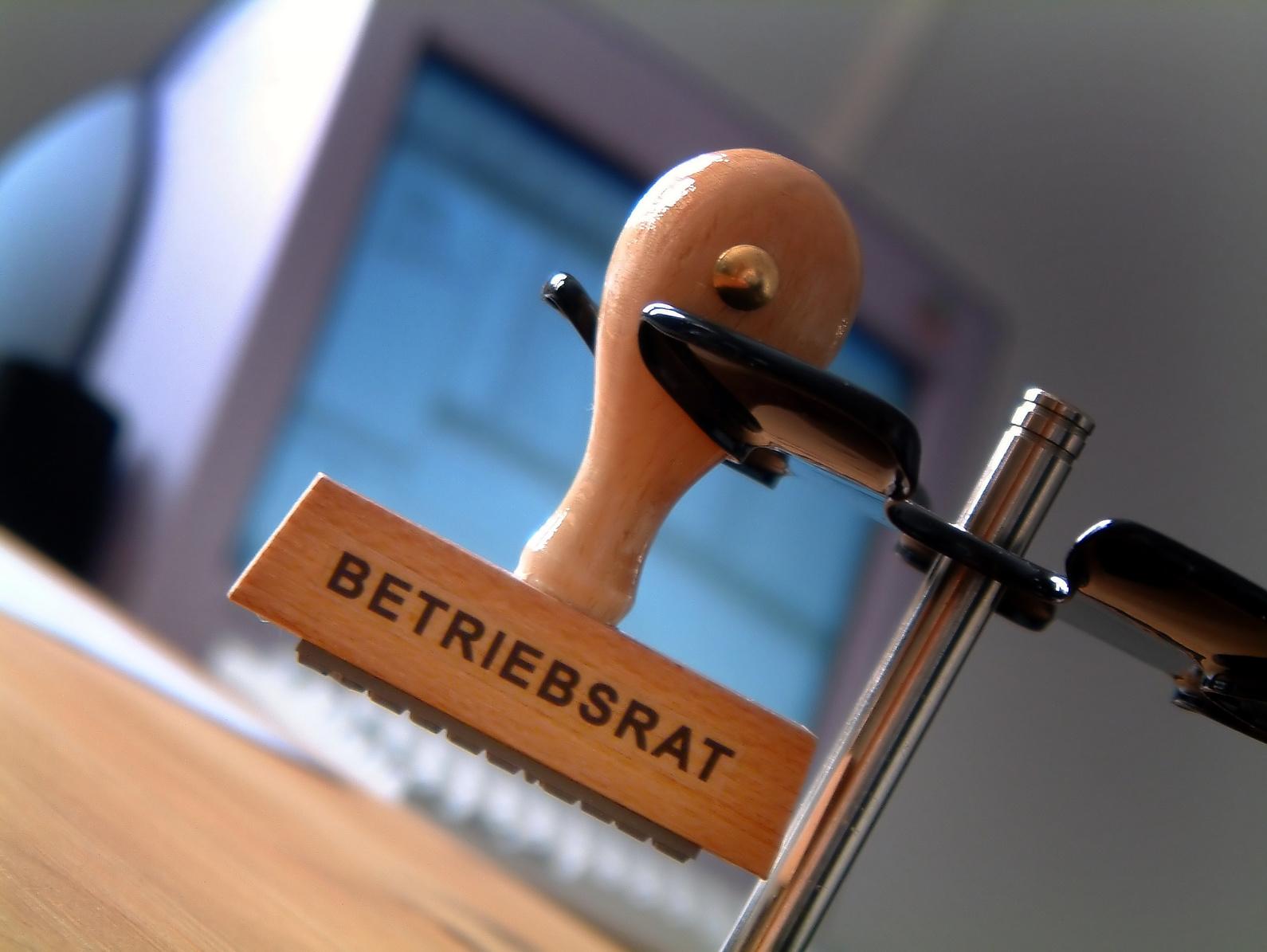 """Betriebsrat – """"Interessenvertretung für Arbeitnehmer"""""""