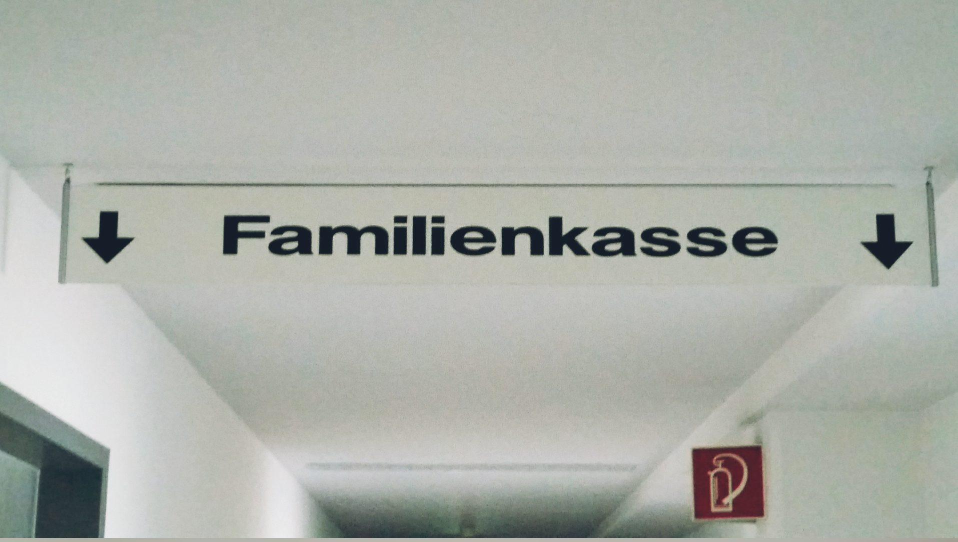 Familienkasse - Kindergeld für Ausländer